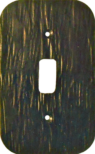 wrought iron wall switch cover